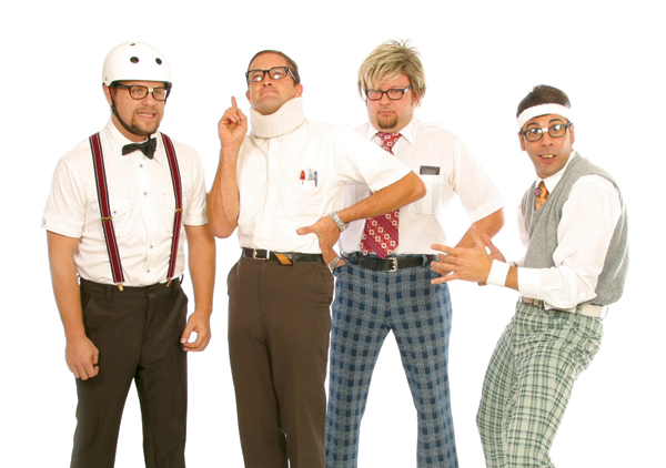 Spazmatics photo